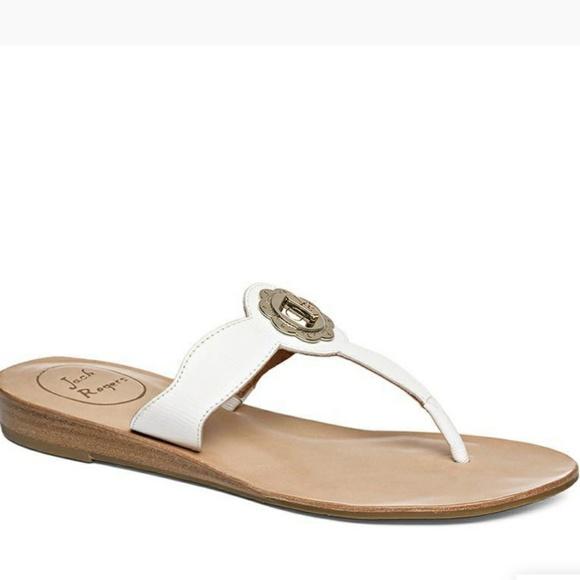 7218c1012122 Jack Rogers Shoes - Jack Rogers Larissa Thong Sandals